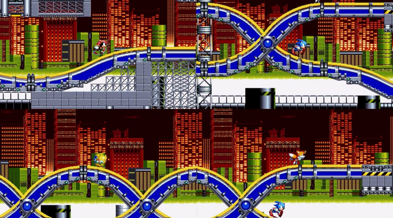 Sonic Mania Plus (Nintendo Switch) Review 2