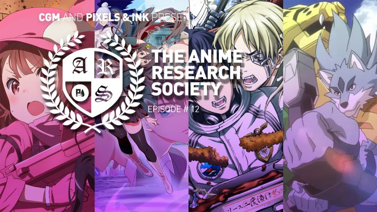The Anime Research Society: Episode #12