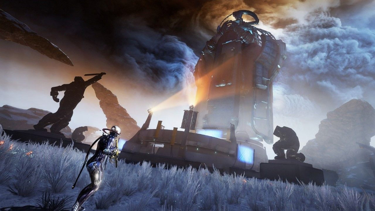 Warframe Is Going Bigger and Bolder With Fortuna and Railjack 2