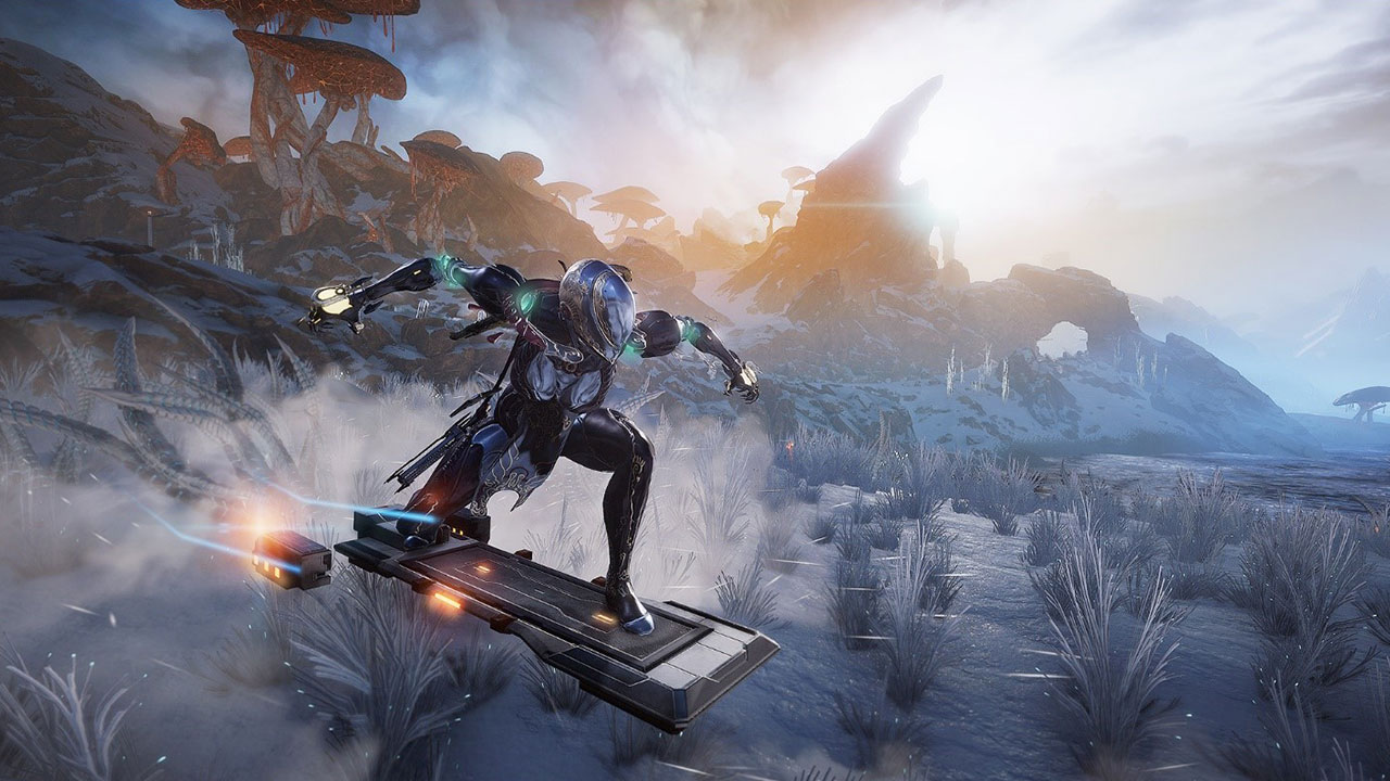 Warframe Is Going Bigger and Bolder With Fortuna and Railjack