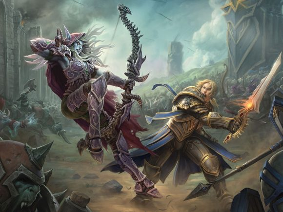 World of Warcraft's 8.0 Pre-Patch has Rocky Landing 1