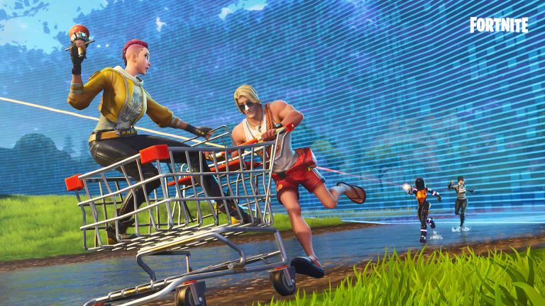Fortnite's Latest Patch Gets Double the Fun with New Shotgun