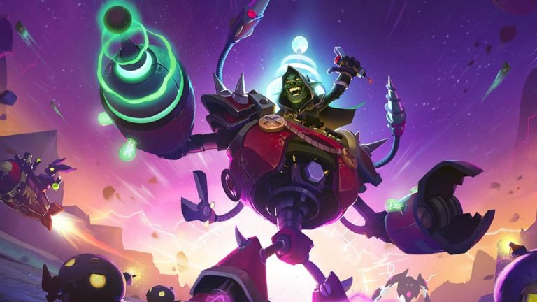 Hearthstone: The Boomsday Project Explodes With The Puzzle Lab Launch 2