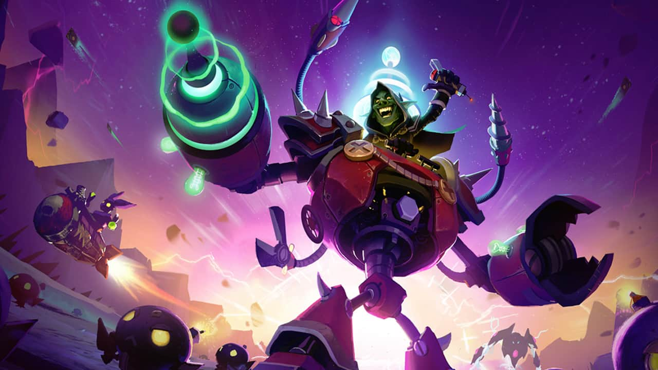 Hearthstone: The Boomsday Project Reveals the Science Behind the Expansion