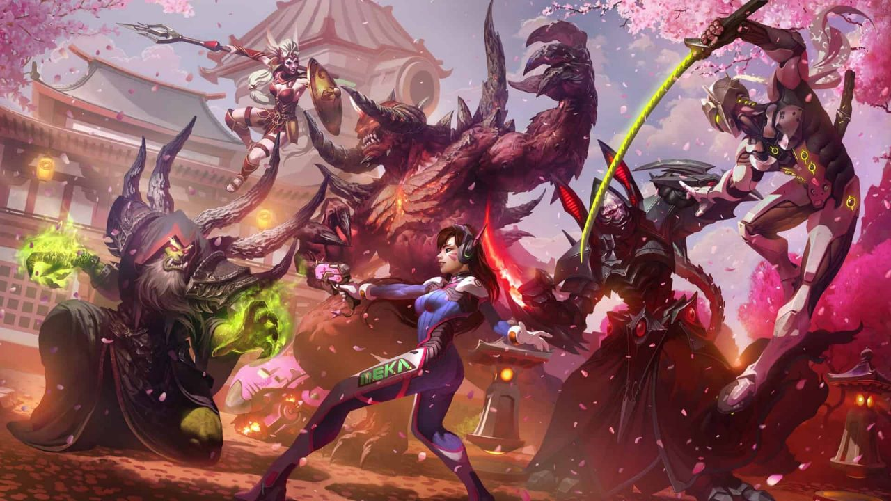 Heroes of the Storm: Hanamura Returns With Game-changing Updates 1