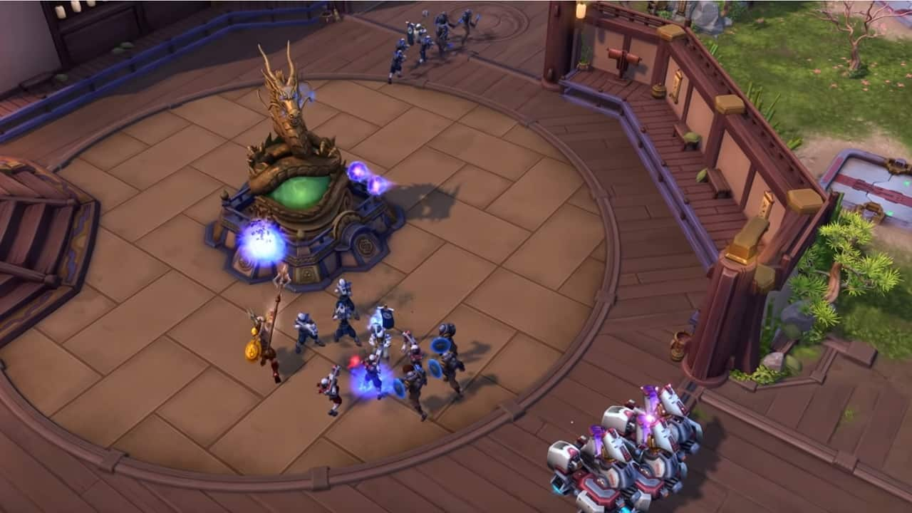 Heroes of the Storm: Hanamura Returns With Game-changing Updates 5