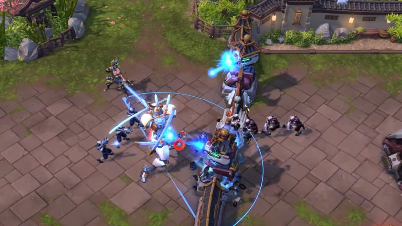 Heroes of the Storm: Hanamura Returns With Game-changing Updates 6