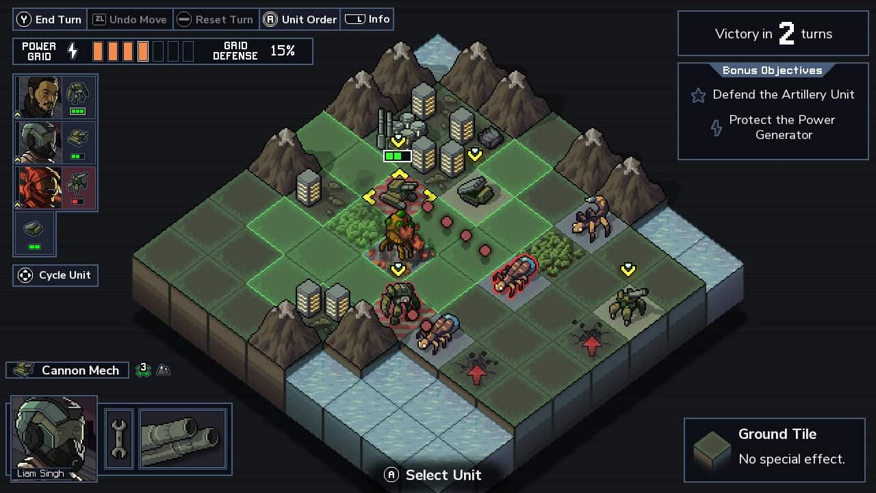 Into The Breach Now Available On The Nintendo Switch