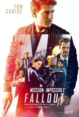 Mission: Impossible – Fallout Mini (Movie) Review