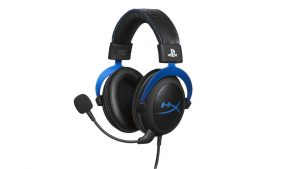 New HyperX Cloud Headset Built Specifically for PS4 Gamers