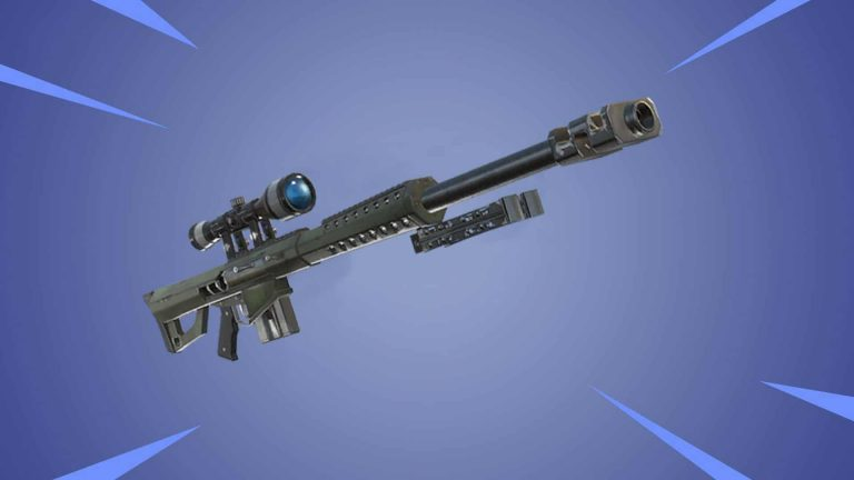 New Sniper to be Added to Fortnite 1