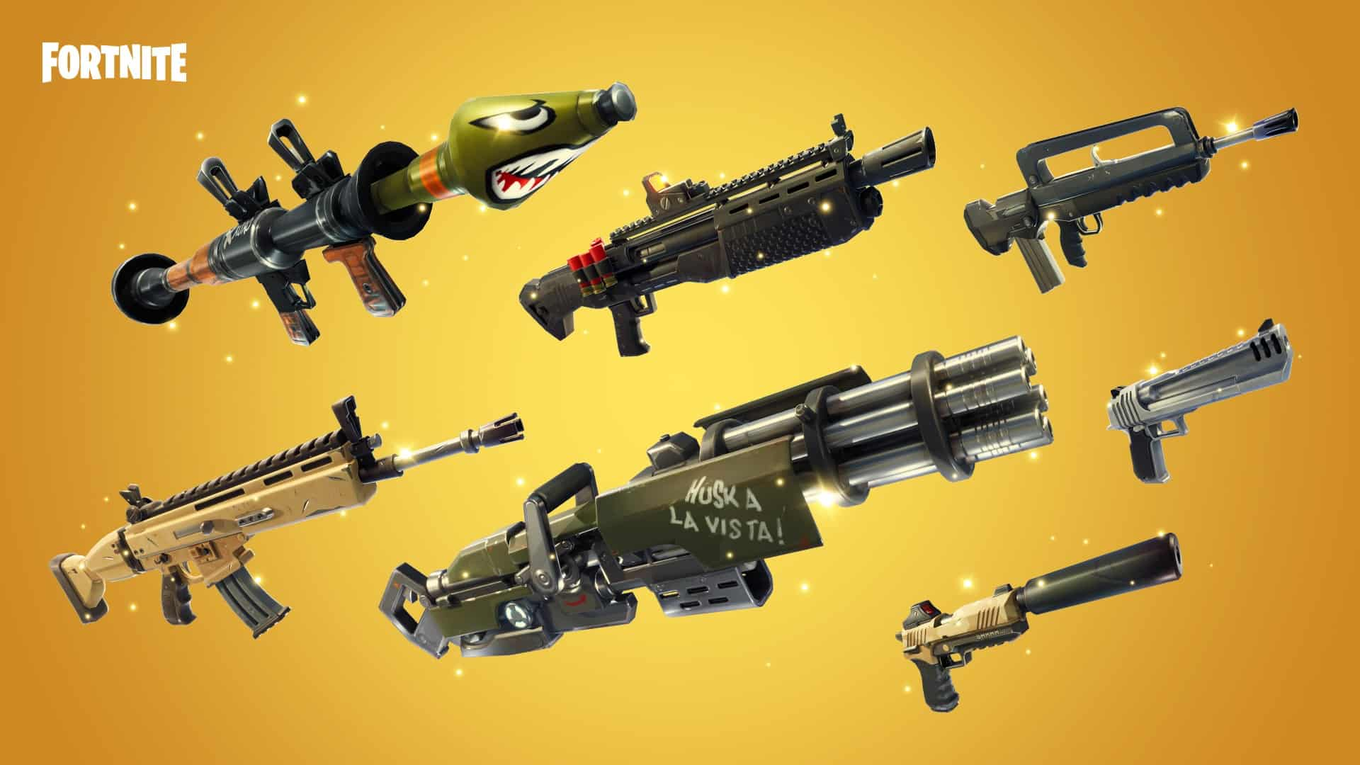 Newest Fortnite Content Update Sends Shockwaves in Battle Royale