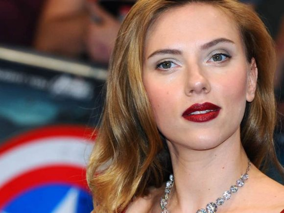 Scarlett Johansson is 2018's Highest Paid Actress with $40.5 million