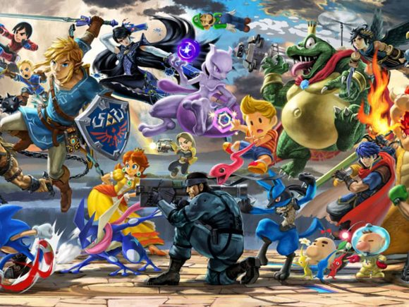 Super Smash Brother's Ultimate Nintendo Direct Breakdown