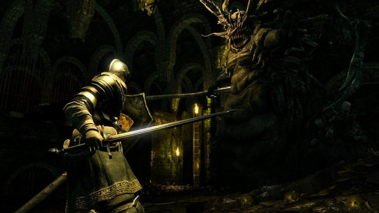 The Dark Souls Trilogy Unleashes An Epic Announcement Trailer