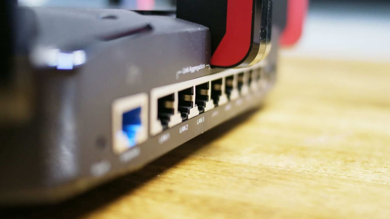 TP Link Archer C5400x Hardware Review 1