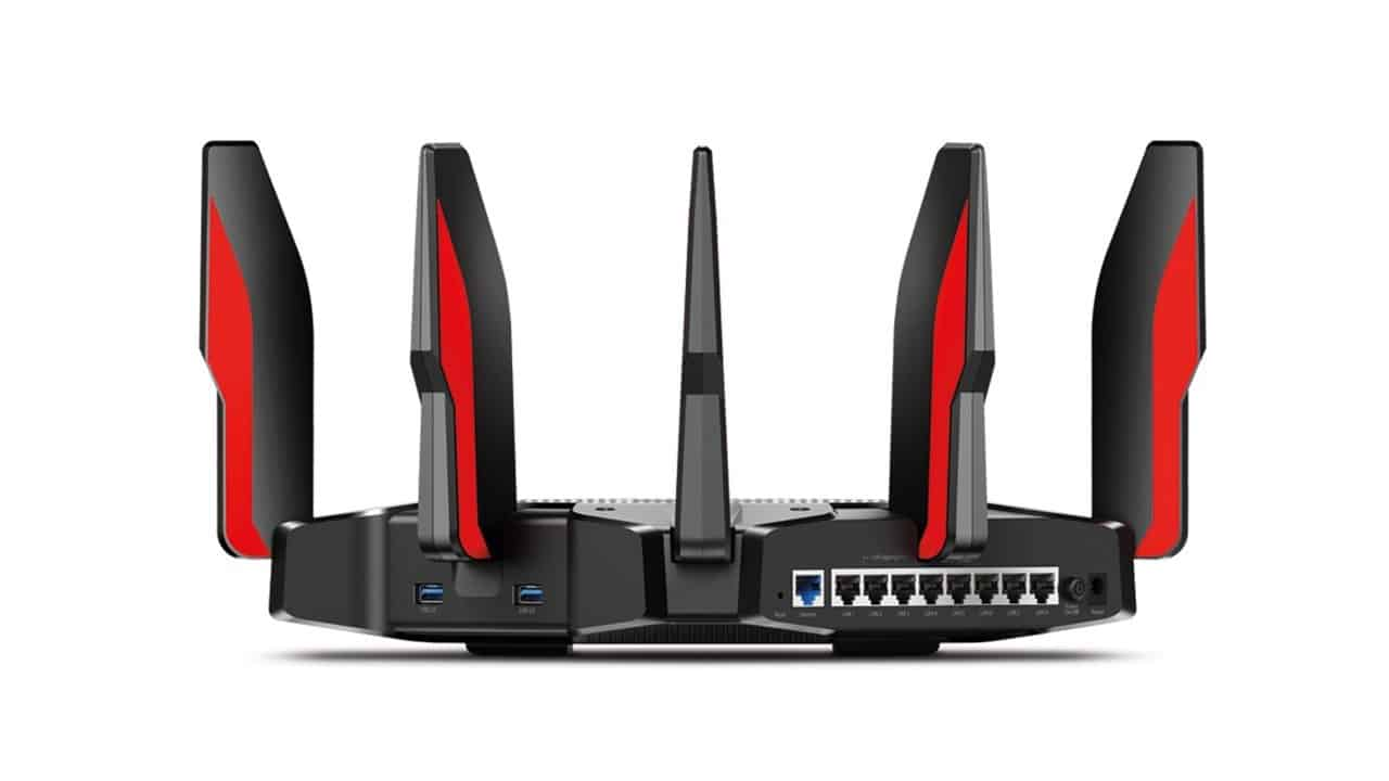 TP-Link Archer C5400x Hardware Review 1