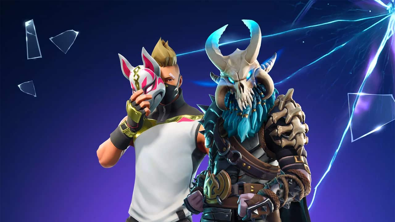 Fornite Season 5 (Nintendo Switch) Review 1