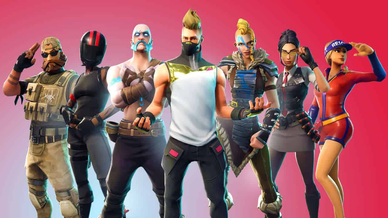 Fornite Season 5 (Nintendo Switch) Review 2