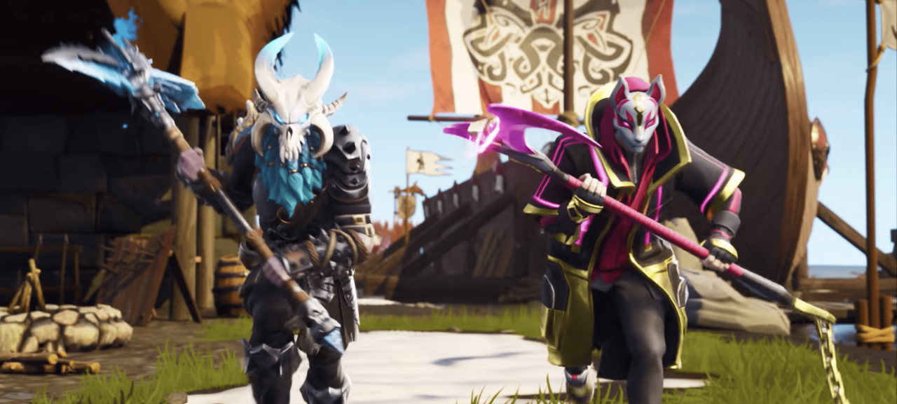 Fornite Season 5 (Nintendo Switch) Review 3