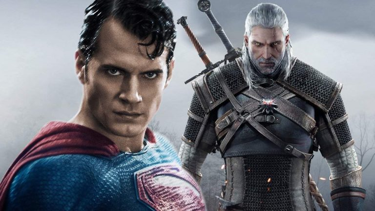 Netflix Confirms Man of Steel as Lead in The Witcher