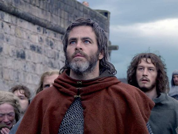 Outlaw King TIFF 2018 Movie Review