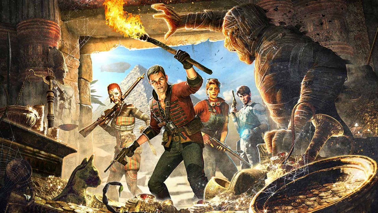 Strange Brigade (Xbox One) Review