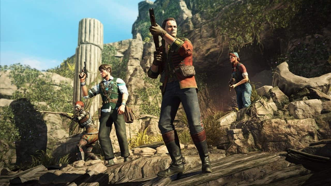 Strange Brigade (Xbox One) Review 1