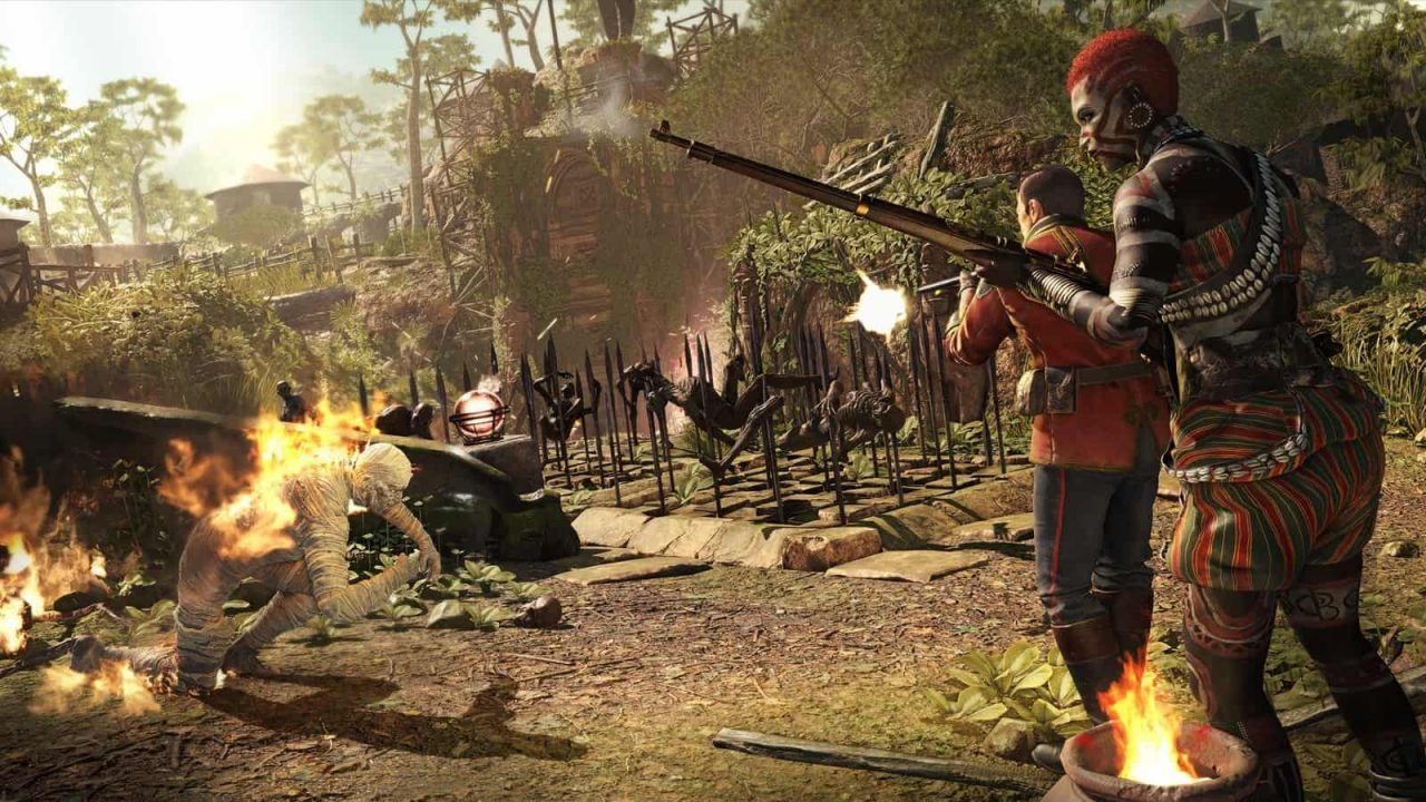 Strange Brigade (Xbox One) Review 4