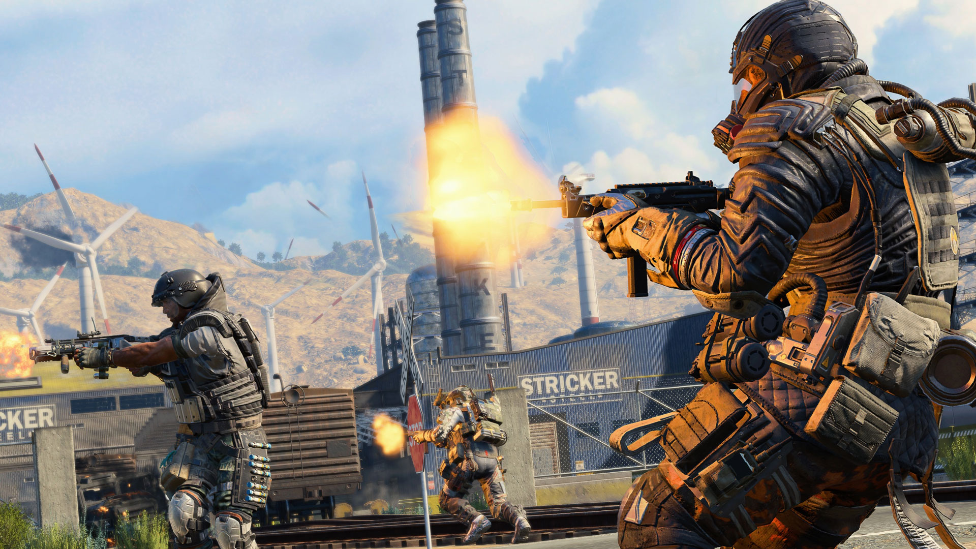 Call of duty black ops 4 pc game