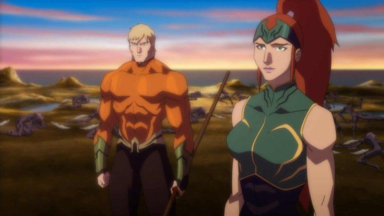DCU Justice League: Throne of Atlantis Blu-Ray Giveaway
