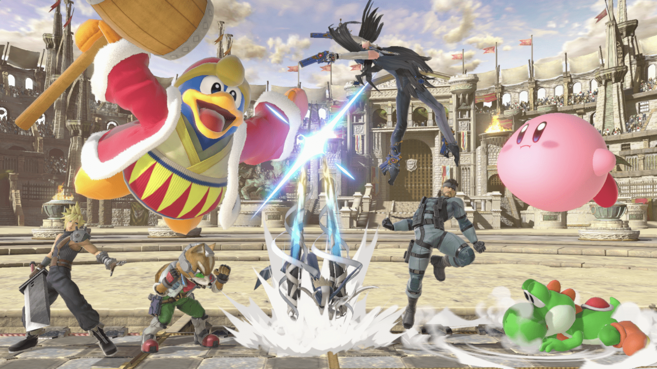 How Super Smash Bros Reinvented The Genre While Transcending It 3