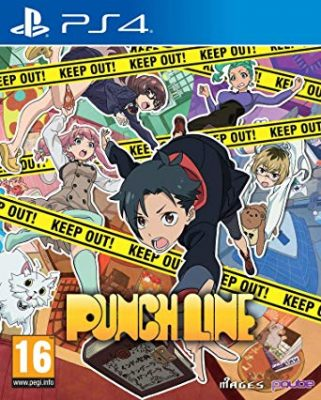 PUNCH LINE (PS4) Review 1
