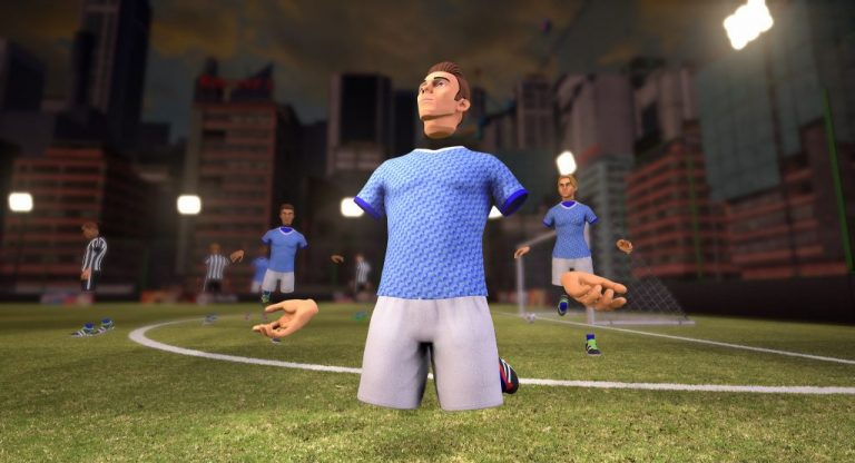 Cherry Pop Games, Developer of Sports Bar VR Announce World's First VR Soccer Game
