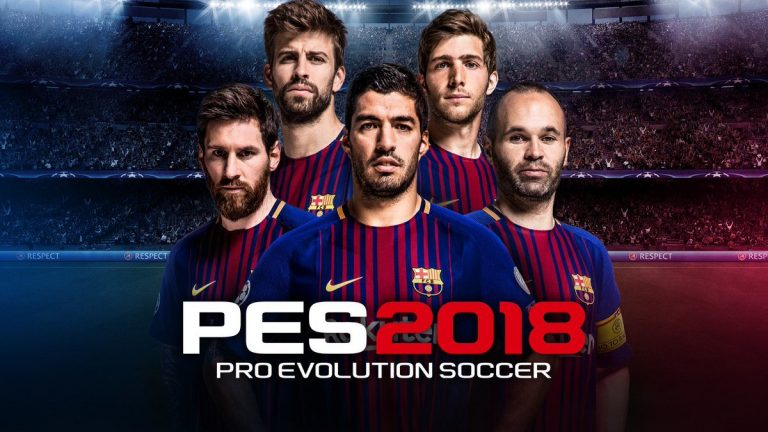 New for PES 2018: National Team Kits and Player Updates as Data Pack 3.0 Lands