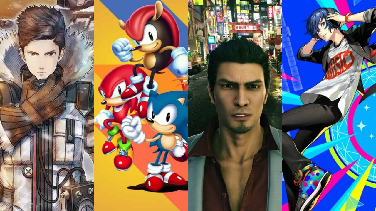 Sega Holiday Gift Guide 2018 5