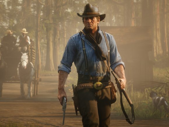 RDR2 and Assassin's Creed Data Prove that Gamers are Finishing Less games 4
