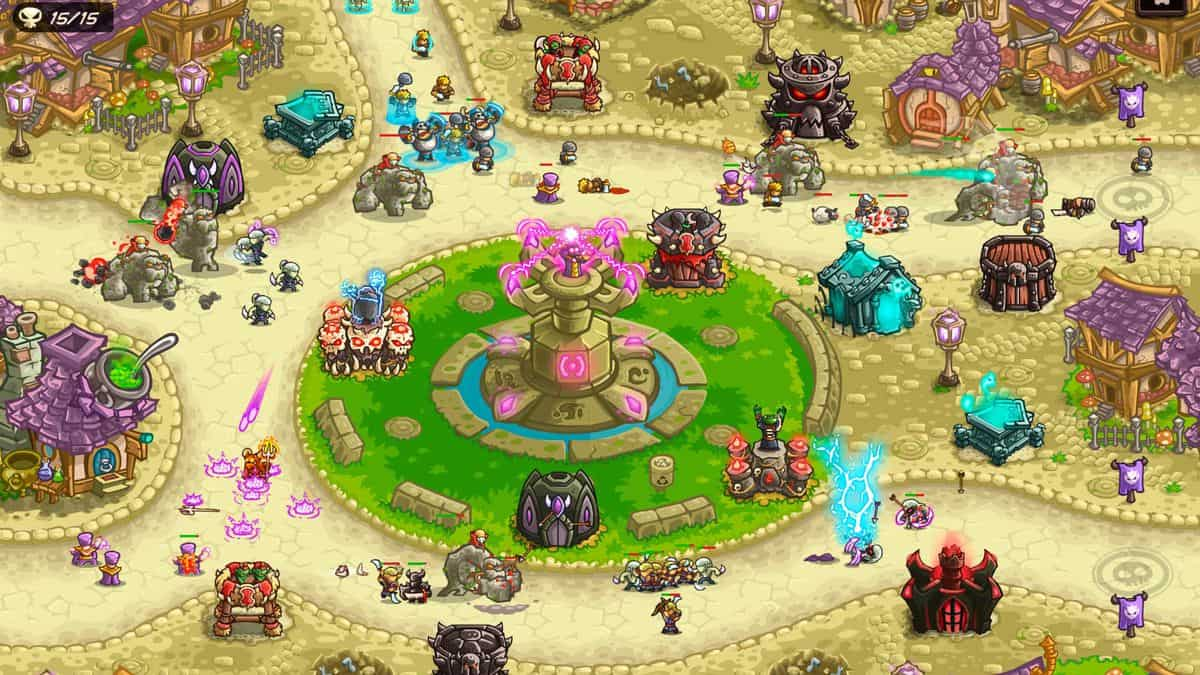 Kingdom Rush: Vengeance (Mobile) Review 1