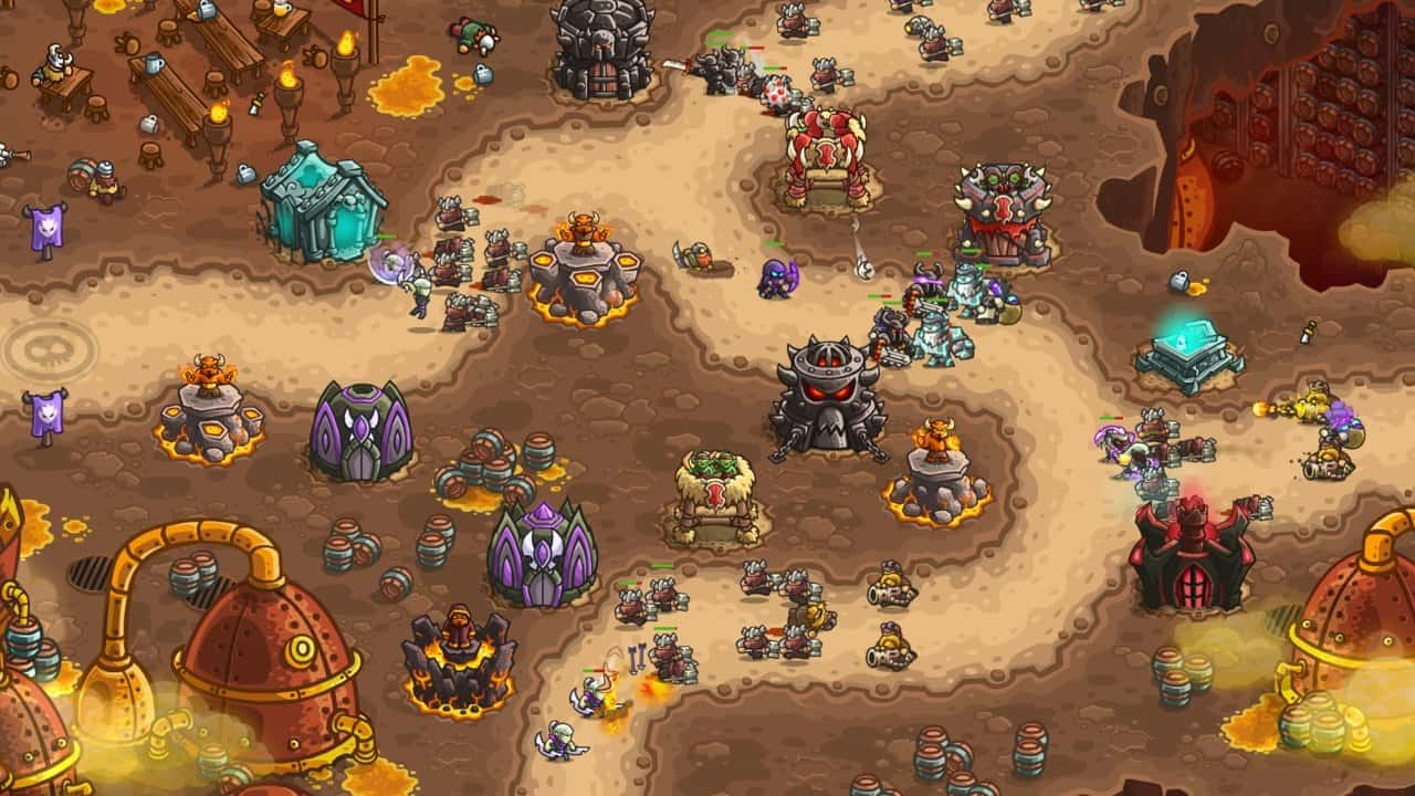 Kingdom Rush: Vengeance (Mobile) Review 3