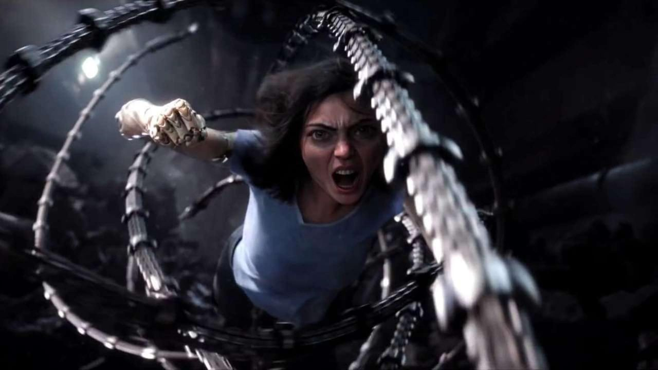 Alita: Battle Angel Movie Review 2