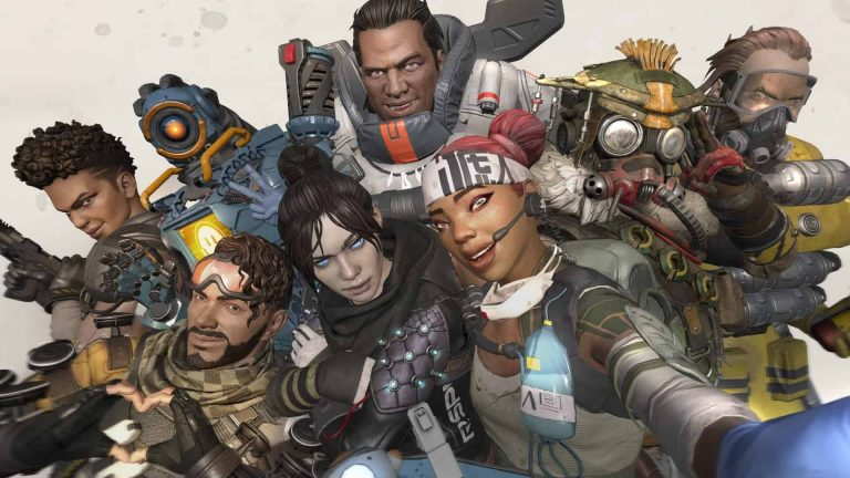 Apex Legends' First New Gun is Live