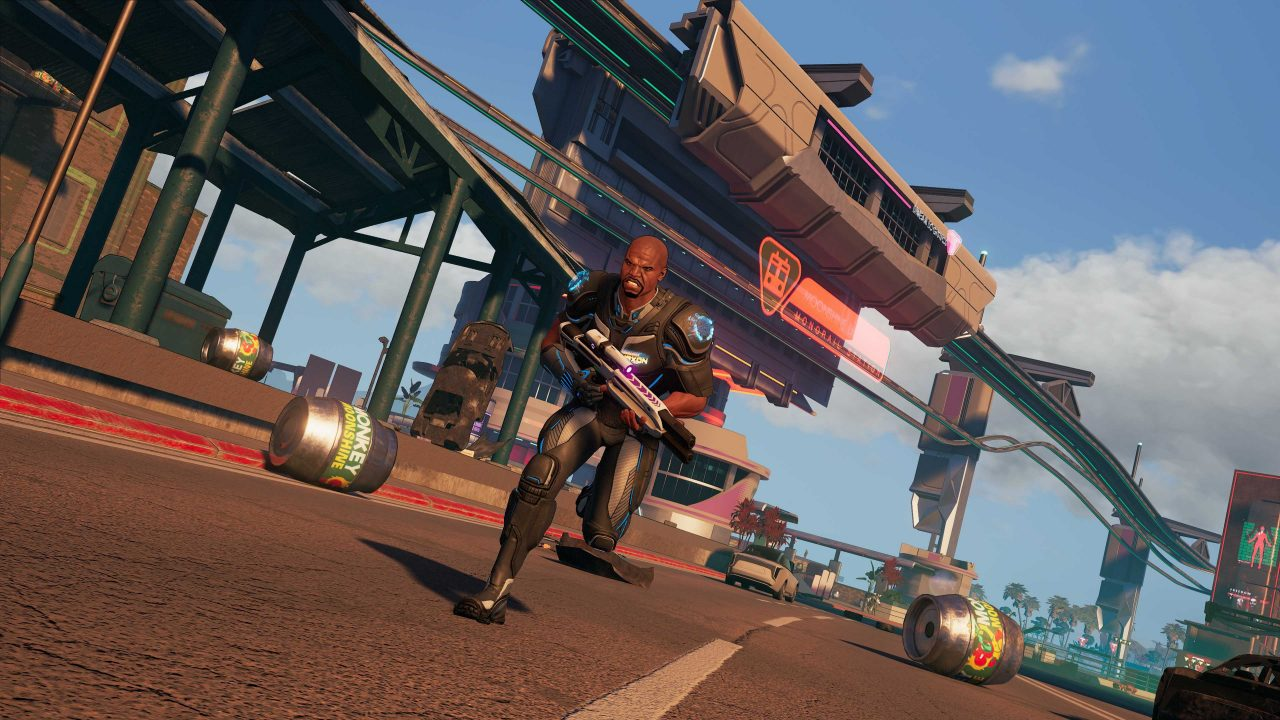 Crackdown 3 (Xbox One) Review 2