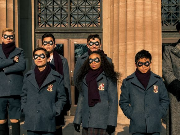 The Umbrella Academy Season 1 Review 1