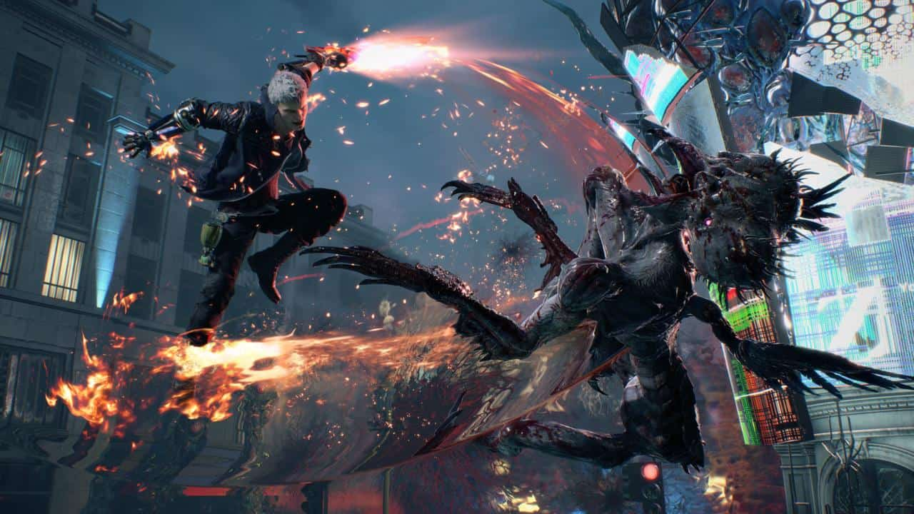 Devil May Cry 5 (PS4) Review 2