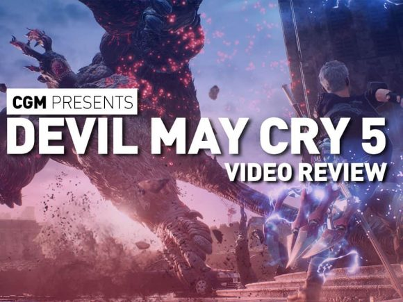 Devil May Cry 5 Video Review