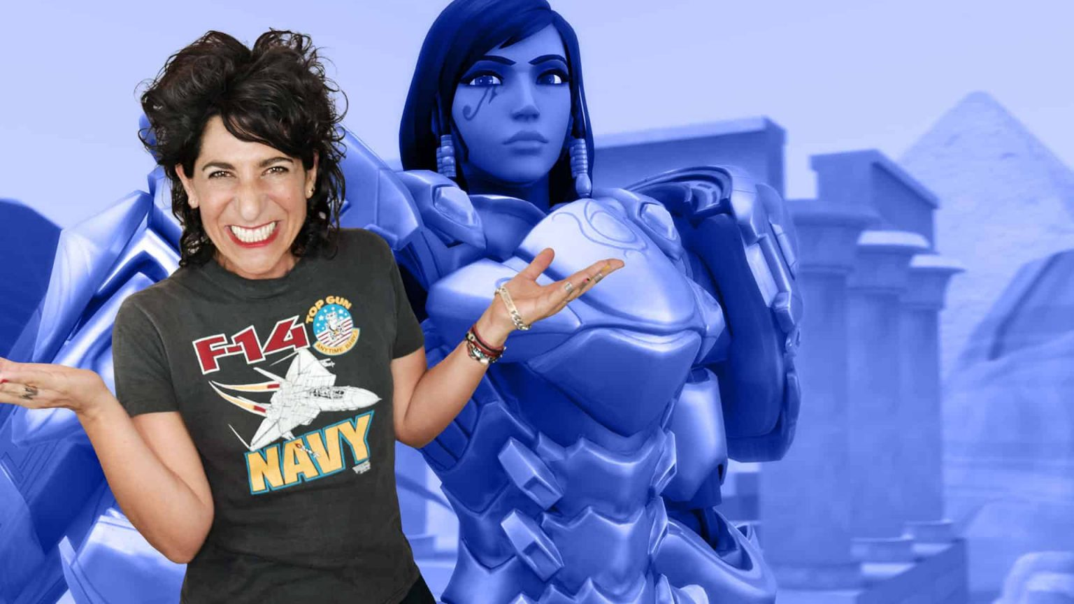 Justice Rains From Above: An Interview with Overwatch Voice Actress Jen Cohn