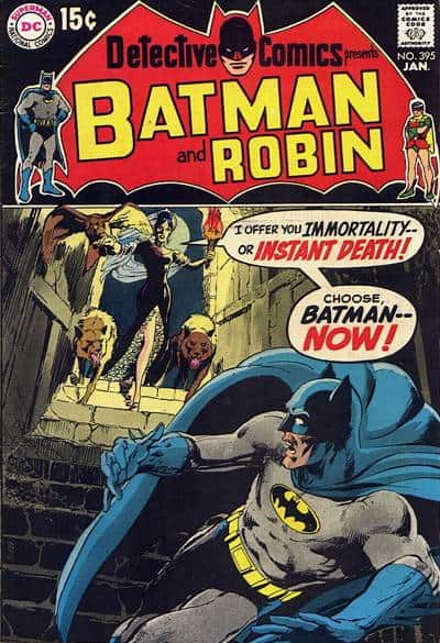 The Father of Modern Day Batman: An Interview with Denny O'Neil 1