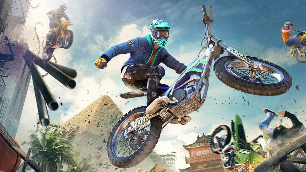 Trials Rising (PS4) Review 1