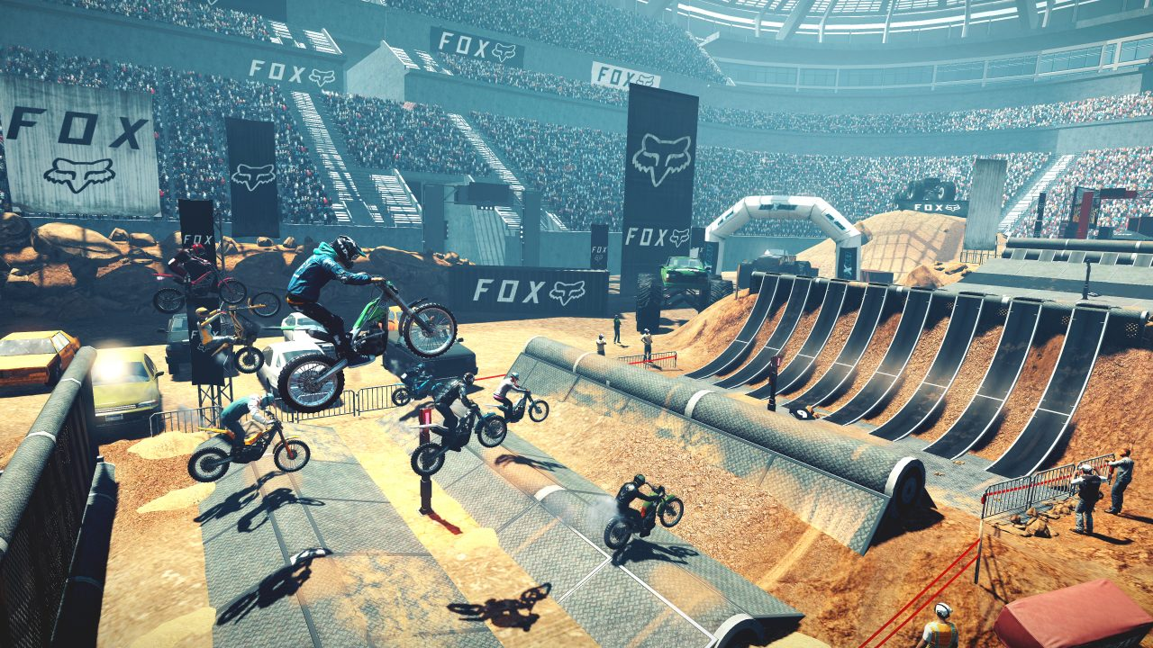 Trials Rising (PS4) Review 4