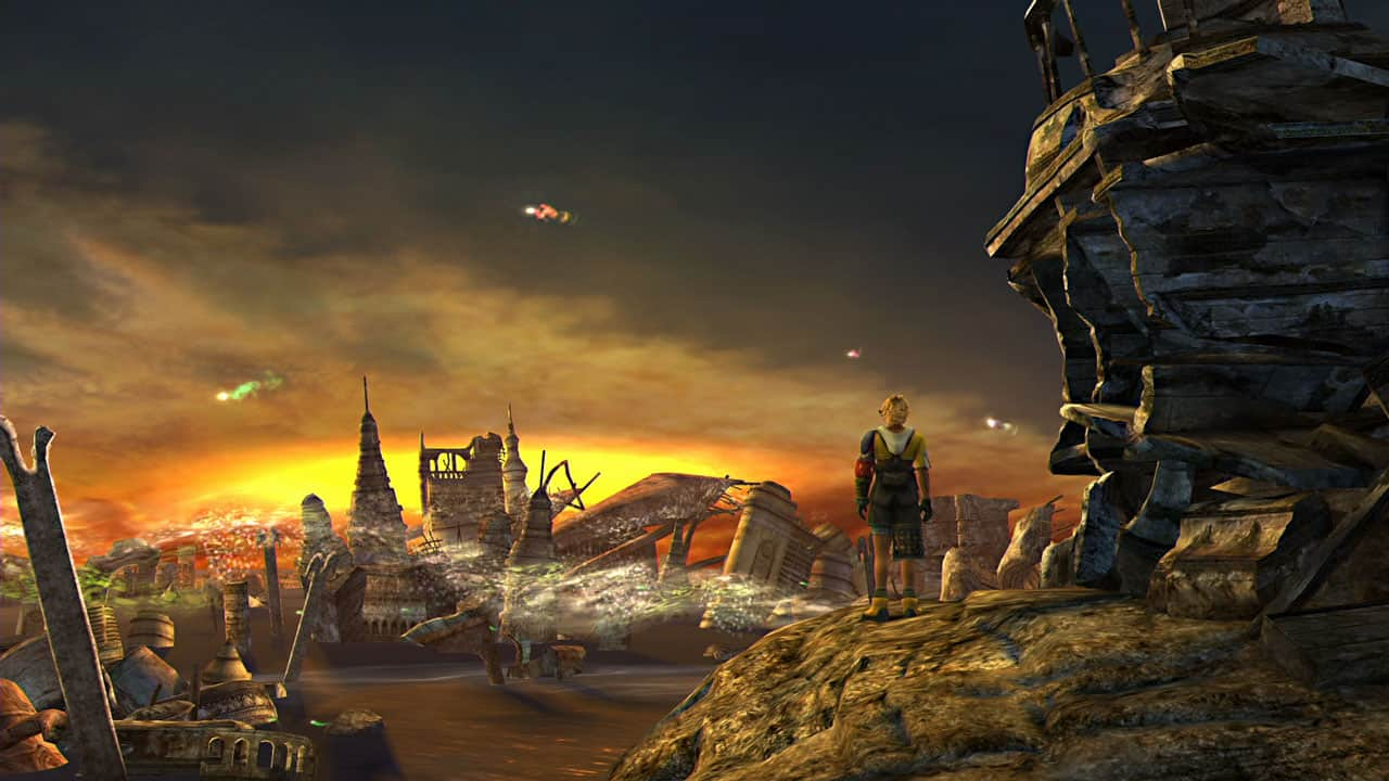 Final Fantasy X/X-2 Switch Review 2